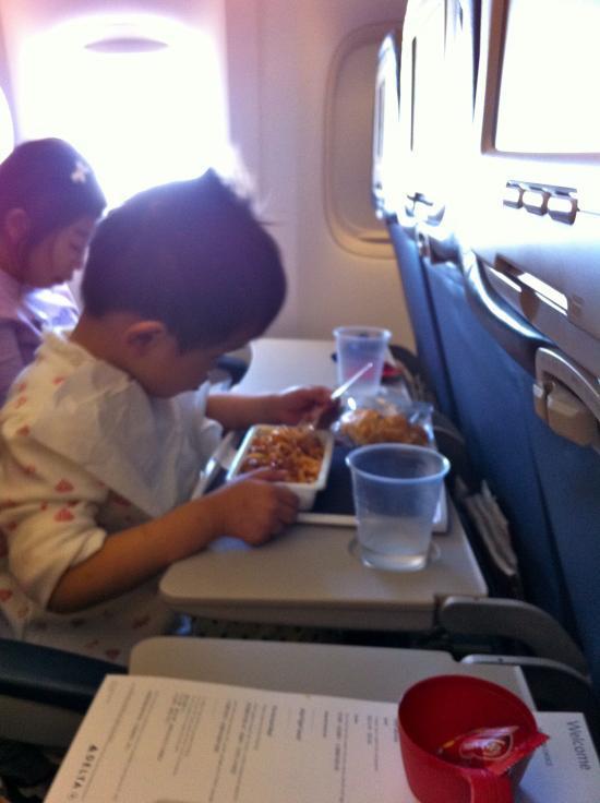 Loooooong flight